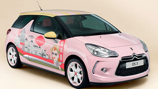 Citroën Revealed a New Concept Car Called DS 3 by Benefit