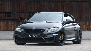 Meet the 520 HP G-Power BMW M4!