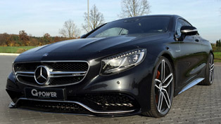 G-Power has Christmas Present for Mercedes-Benz S63 AMG