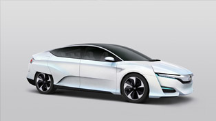 Honda FCV Concept To Make NAIAS Debut in January