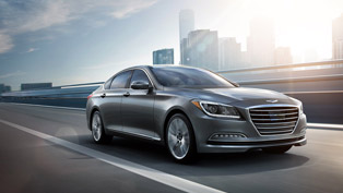 2015 Hyundai Genesis: A True Winner