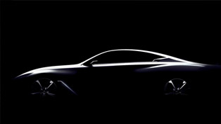 Infiniti Offers First Glimpse of Q60 Concept
