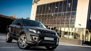 Kahn Reveals Volcanic Grey Range Rover Evoque RS Sport