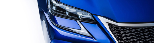 Lexus Announcing new F-High-Performance Model. Could it be a GS F?