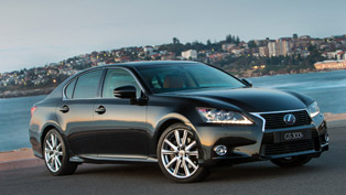 Lexus Adds More Safety and Luxury to LS and GS Range