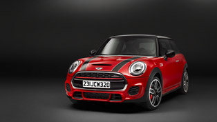meet the spicy 2015 mini john cooper works!