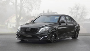 mansory crafts a 1000 hp mercedes-benz s-class amg s63