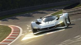 Mazda Introduces the Virtual LM55 Vision Gran Turismo [VIDEO]