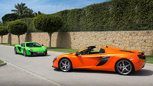 mclaren 650s claims awards on three continents