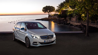 Mercedes-Benz B-Class Electric Drive Opens for Ordering
