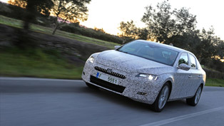 First Spy Shots of Third-Gen Skoda Superb. Is this the Best Skoda ever?