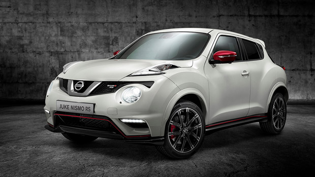 Nissan Juke Nismo RS: UK Prices