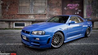 Paul Walker's Nissan Skyline GT-R on Sale! How Much Would You Pay?