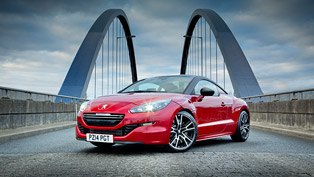 Peugeot RCZ R Receives Top Award Frpm FHM Magazine