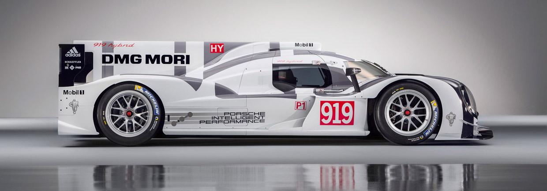 2015 Porsche 919 Hybrid Is Here