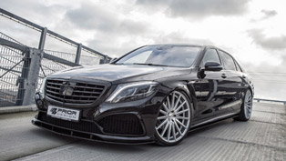 Prior-Design Releases New Styling Kit for Mercedes-Benz S-Class W222