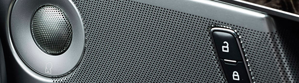 Lincoln Receives Premium Sound from Revel Audio Systems