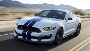 ford to auction first production shelby gt350 mustang