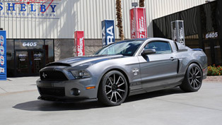 Meet the Ford Shelby GT500 Super Snake!
