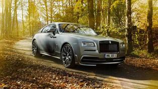 Novitec's SpofecRefines the Refined Rolls-Royce Wraith
