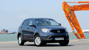 SsangYong Releases Two New Korando Trim Levels