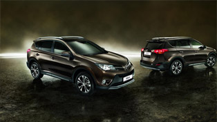 Toyota Releases Four-Wheel Drive RAV4 Edition-S