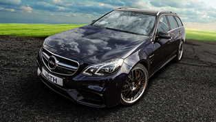 mercedes-benz e 63 amg 4matic s improved by vaeth