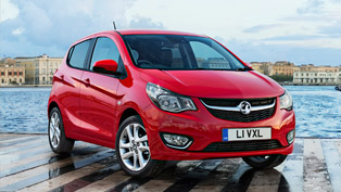 Vauxhall Reveals First Pictures of VIVA