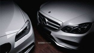 vilner recreates the eternal battle between bmw and mercedes-benz