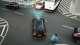 impressive crash prevention system by volvo