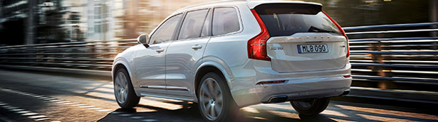 All-new Volvo XC90 T8 Twin Engine: The Most Powerful and Cleanest SUV Around the World