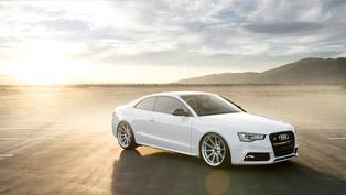 Vorsteiner Releases Exclusive Photo Shoot of Audi S5 V-FF 102