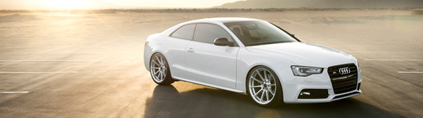 Vorsteiner Releases Exclusive Photo Shoot of Audi S5 V-FF 102