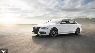 Vorsteiner Flow Forged V-FF 102 Wheels for Audi B8 S4