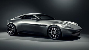 aston martin db10: the new james bond movie car