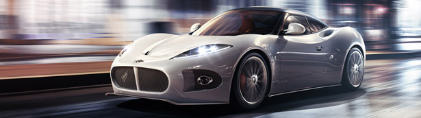 Spyker Cars Announces Bankruptcy