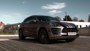 Porsche Macan: Tiger in Sheep's Clothing by 2M-DESIGNS