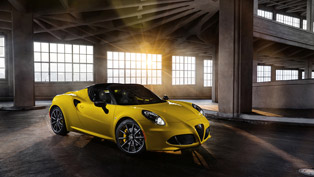 alfa romeo is the new yellow