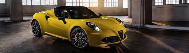 Alfa Romeo is the New Yellow