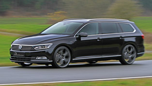 b&b improves the new vw passat b8