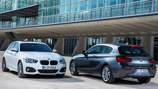 BMW 1-Series Models Receive A Bunch of Unnecessary Features [VIDEO]