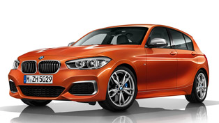 Facelifted BMW M135i with Revised Front End