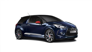 Ines de la Fressange Paris and Citroen Create Stylish DS3 Limited Edition