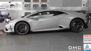 dmc lamborghini huracan is already tuv-approved