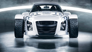 Donkervoort D8 GTO Bilster Berg Edition with a Recognizable Design