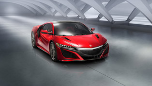 Honda Gives a Sneak Preview of the Phenomenal NSX