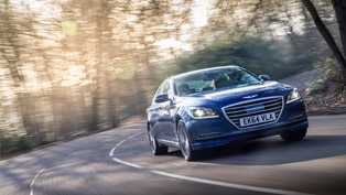 Hyundai Reveals Limited Edition Genesis Executive Saloon
