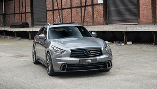 Does the AHG-Sports Infiniti QX70 Really Make a Difference?