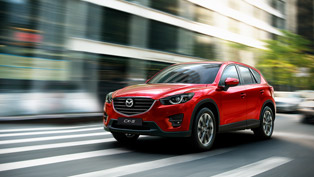 2015 Mazda CX-5 Arrives with Upgrades