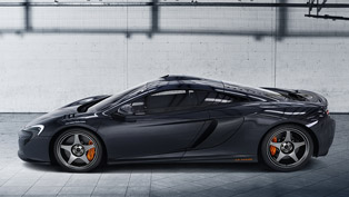 mclaren 650s le mans: when history cannot be forgotten